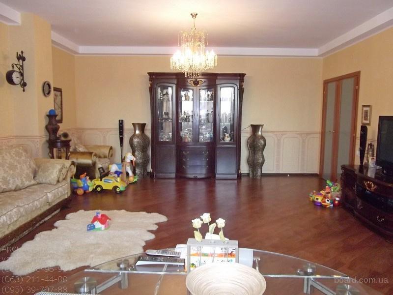 Аренда 4-комнатной на Павловской