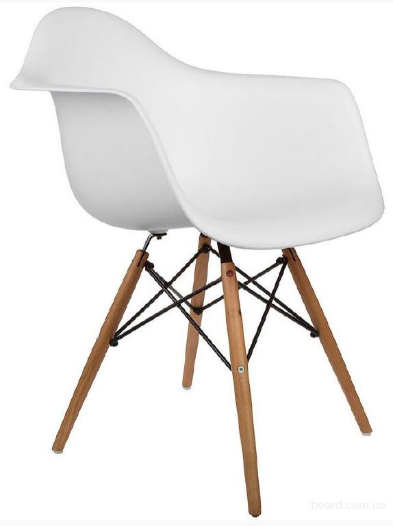 Кресло AC-018W белое