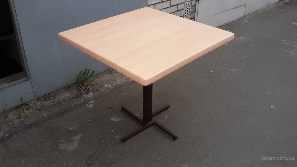 Продам столы светлокоричневые бу