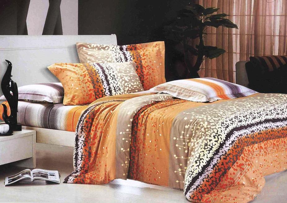 Купить постельный комплект недорого, Комплект Осень