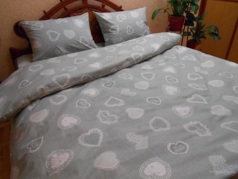 Купить постельное белье бязь недорого, Комплект Свидание