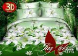 Недорогие постельные наборы, Микросатин HL076