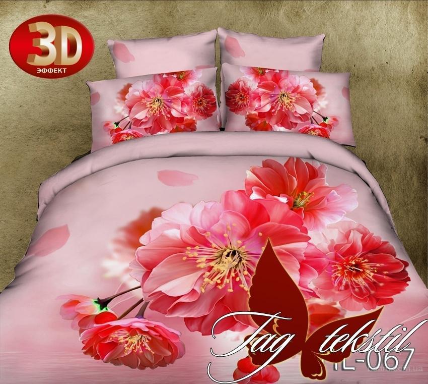 Дешевое постельное белье, Микросатин HL067