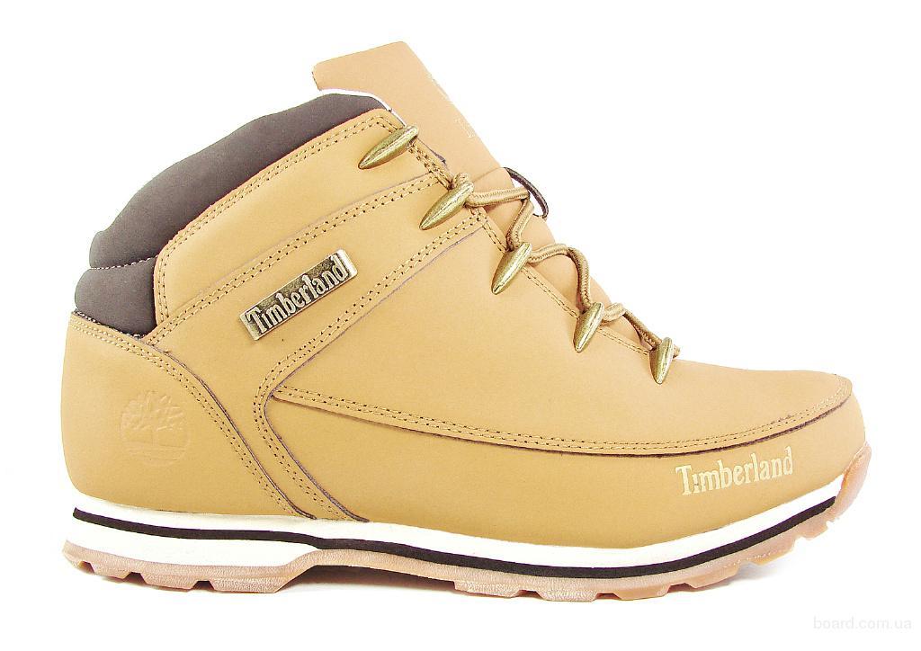 Мужские ботинки Timberland Oiled Nubuck  4 цвета