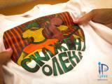 Печать на футболках. Фотопечать. Футболка в подарок