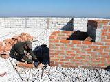 льем фундамент. кладем кирпич, пеноблок , бетонные работы любой сложности. также крыши частных домов и