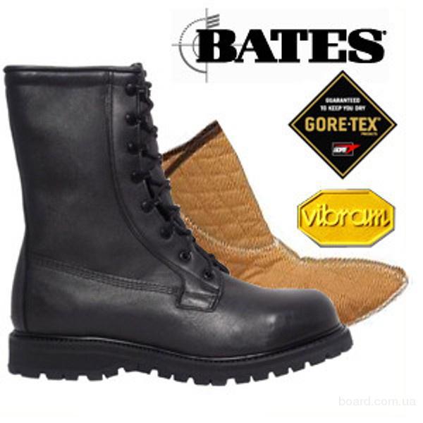 Ботинки кожаные армейские берцы Bates ICWB (Б – 214)  47 размер