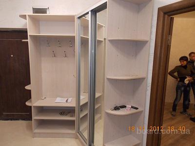 Шкафы купе на заказ в Одессе