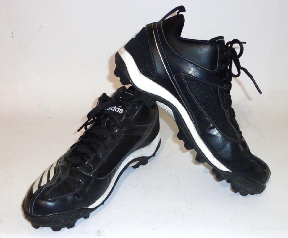 Бутсы, копы футбольные кожаные Adidas Scorch Blast (БФ – 078) 44 размер