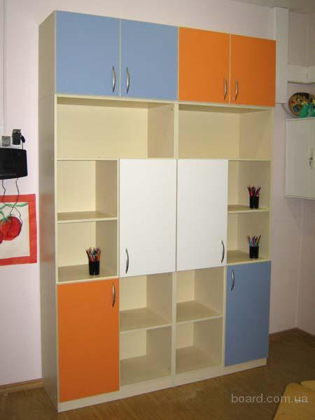 Детская мебель в комнату для мальчика и девочки, в детский сад