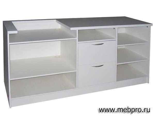 Мебель белого и чёрного цвета
