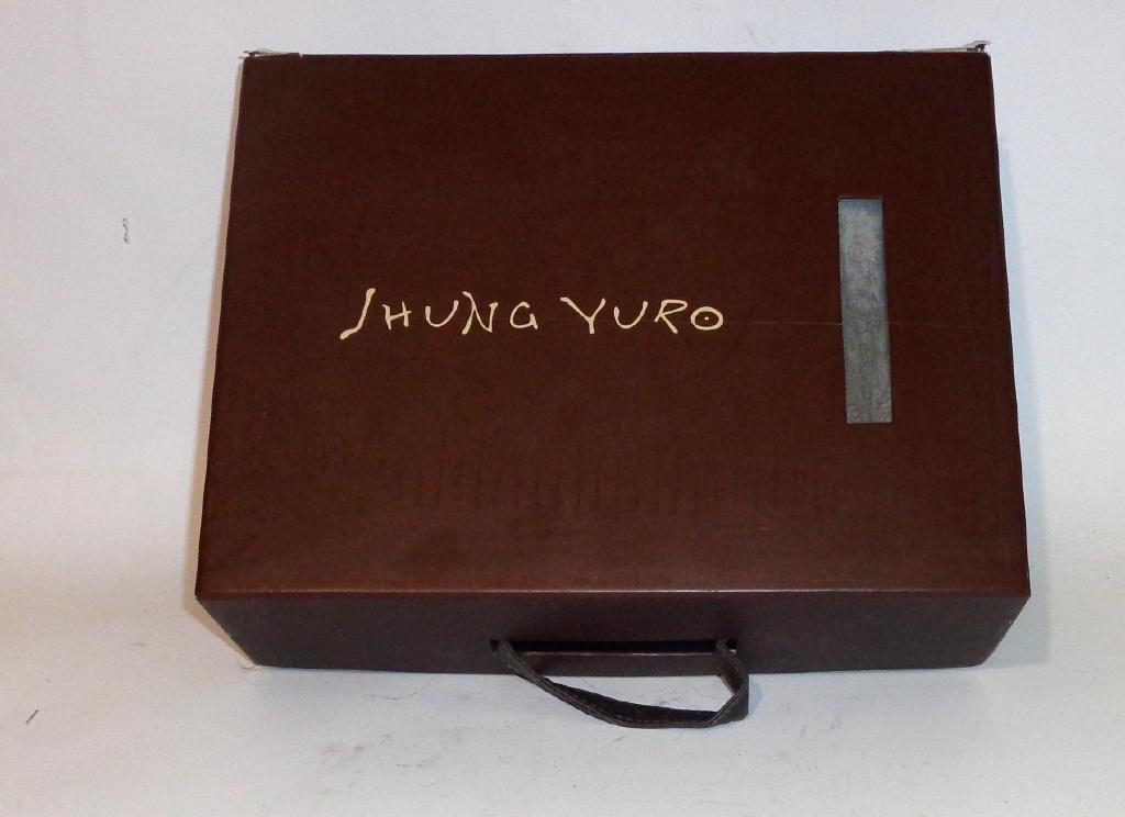 Кроссовки редкие замшевые  Jhung Yuro  45 размер