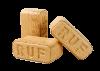 Топливные дубовые древеснопилочные брикеты RUF