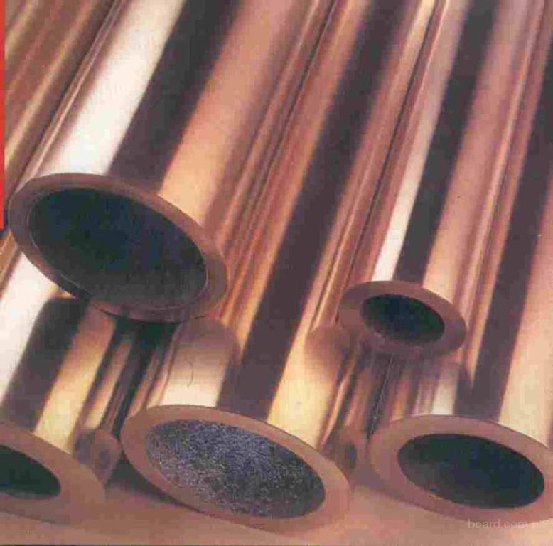 Труба бронзовая 65х12,5х400 БрАЖ9-4