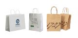Изготовление качественных бумажных пакетов с логотипом в компании «Производство Пакетов».