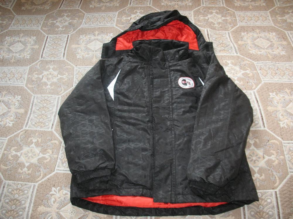 Лыжная куртка Германия только Донецк