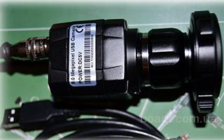 USB эндоскопическая видеокамера