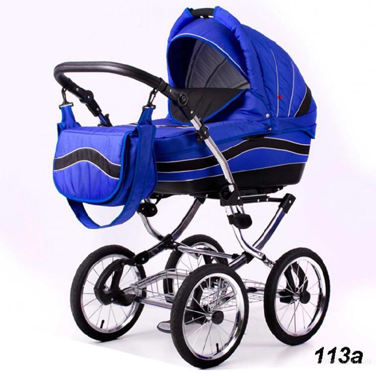 Детская коляска 2 в 1 Adbor Marsel Classic