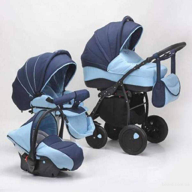 Детская коляска 2 в 1 Verdi Zipy