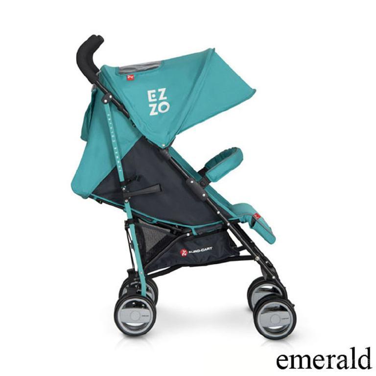 Детская прогулочная коляска EasyGo Ezzo