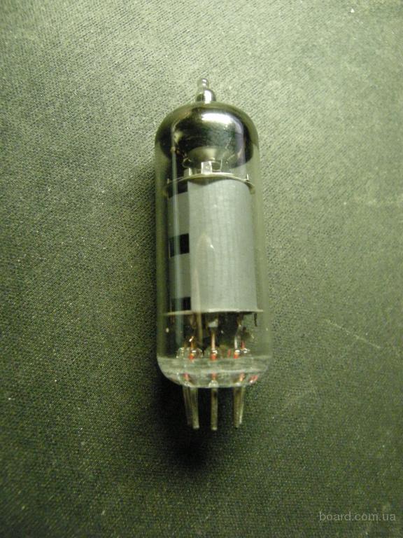 Радиолампа 6Ж4П. Производство СССР 1986 год, 10 месяц