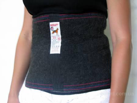 Пояс из собачьей шерсти Nebat - пояс для спины
