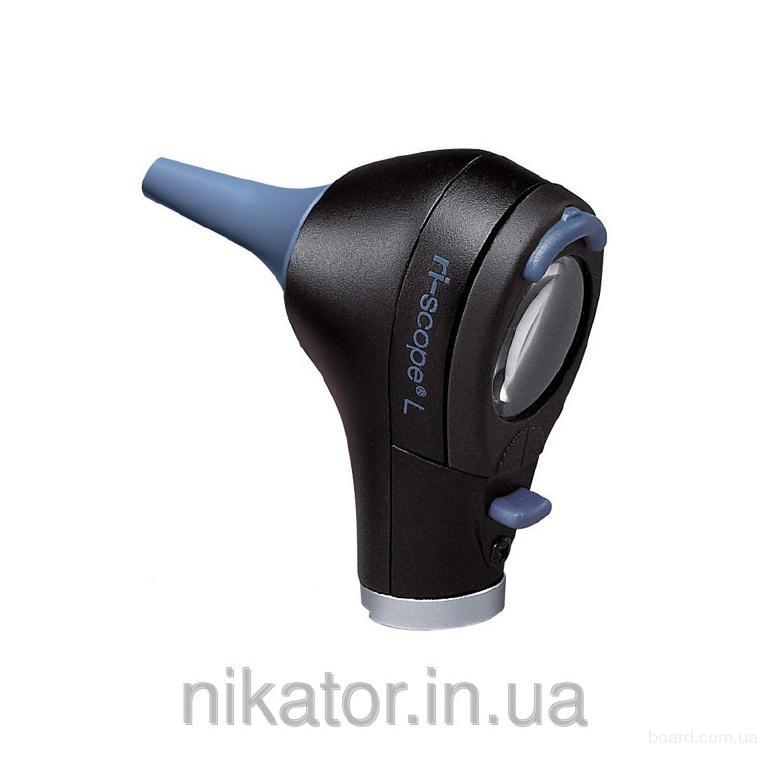Головка отоскопа ri-scope® L2 LED 3,5 В, з системой защиты от кражи