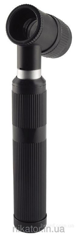 Дерматоскоп ri-derma®, світлодіодне освітлення LED3,5 В, С-ручка для 2 літієвих батарейок