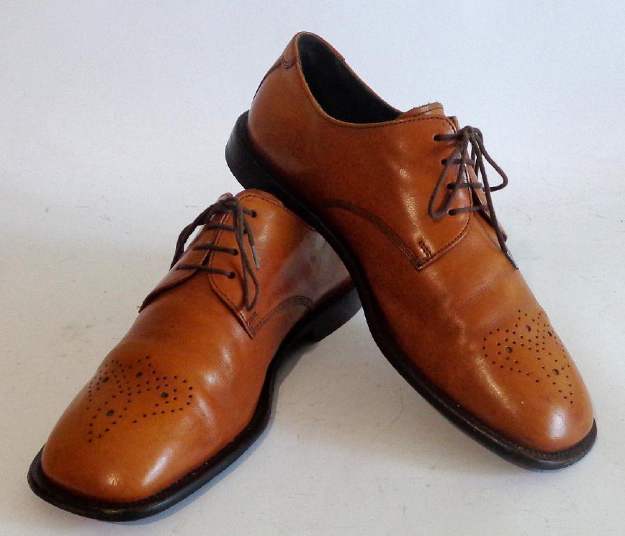 Туфли немецкие кожаные Apollo (ТУ – 076)  40 размер