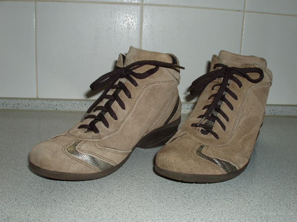 Ботинки осенние (Fly flot) для девочки, девушки. р. 36. Без дефектов.