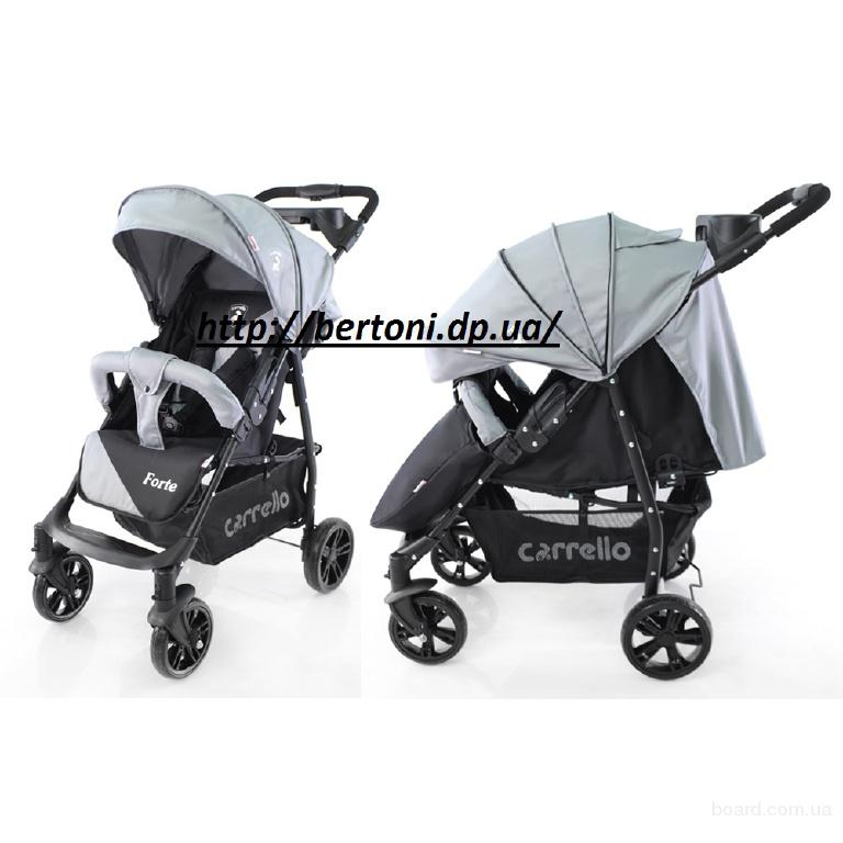 Прогулочная коляска Carrello Forte CRL-1408