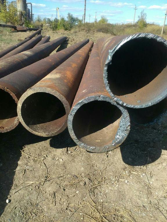 Продам новые газовые трубы 219х16,18,20 и 720х10-20