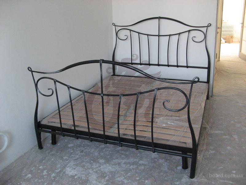 Кованые кровати в наличии и под заказ