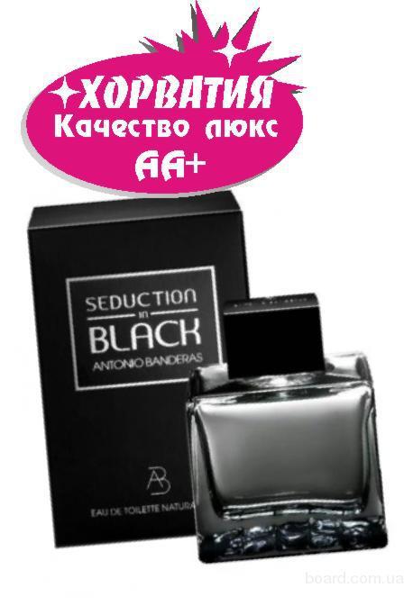 Antonio Banderas Black Seduction Люкс качество ААА++ Оплата при получении Ежедневные отправки