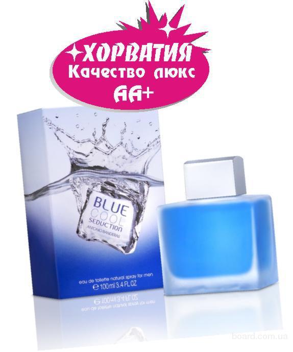 Antonio Banderas Blue Cool SeductionЛюкс качество ААА++ Оплата при получении Ежедневные отправки