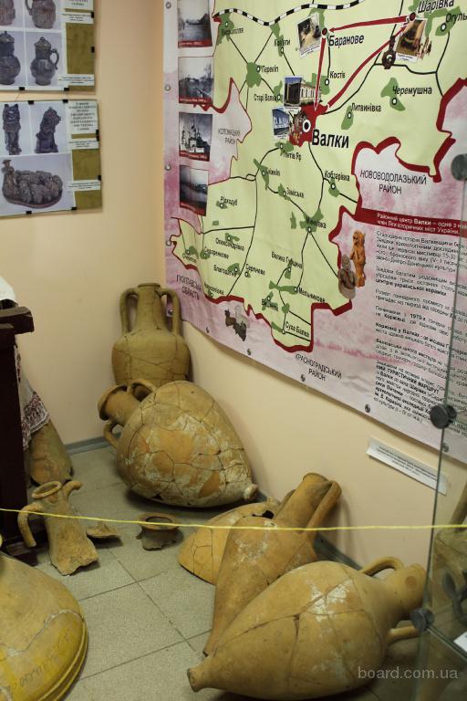 Экскурсия Валки — гончарная столица