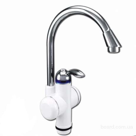 Проточный водонагреватель Rapid