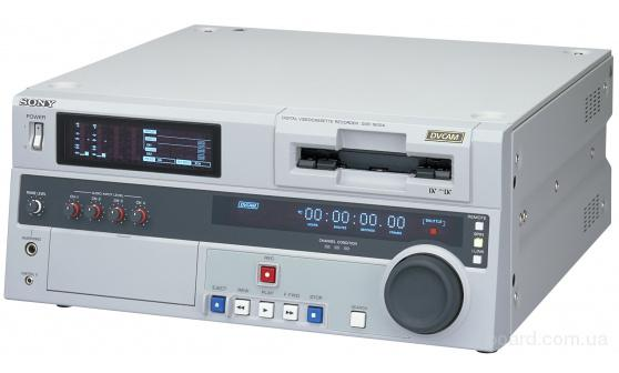 Студийный видеомагнитофон Sony DSR-1800AP