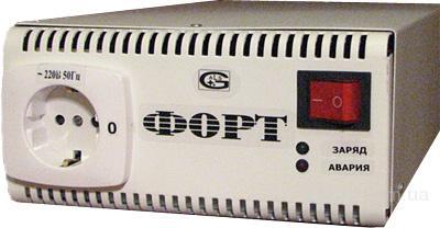 бесперебойник для котла ИБП Форт 600 для котла 0,4/0,6кВт, инвертор,