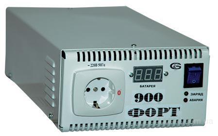 бесперебойник для котла в наличии 1АКБ ИБП Форт 900K инвертор, преобразователь
