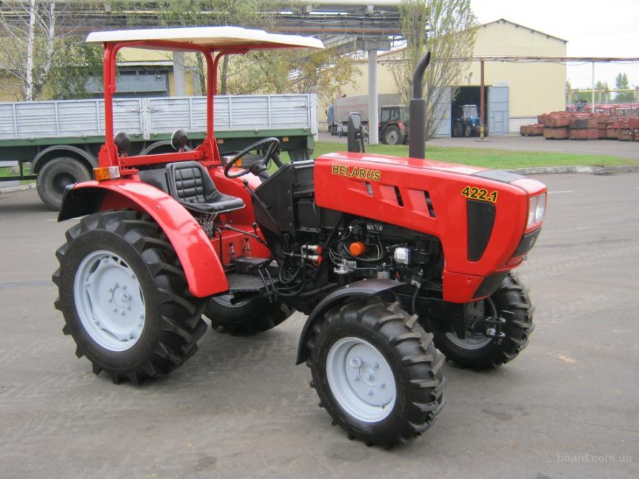 Трактор МТЗ Беларус 421 (49 л.с.)   Купить в «Белтракт»