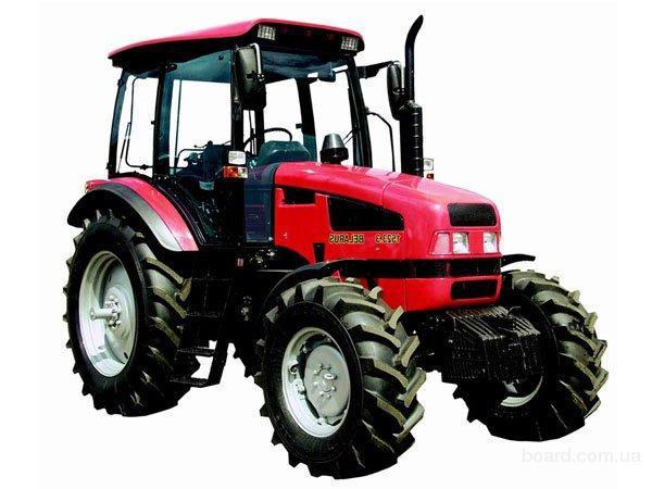 Трактор МТЗ 1523 оборудован 6-ти цилиндровым дизельным.