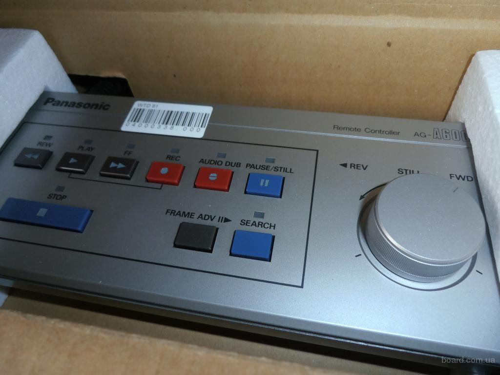 Видео контроллер Panasonic AG-A600E