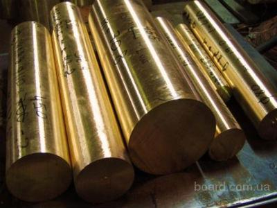 Круг БрАЖ9-4 ф150х3000 мм