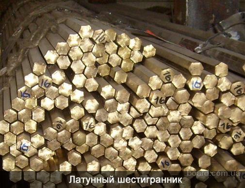 Шестигранник ЛС59 16х3000 мм