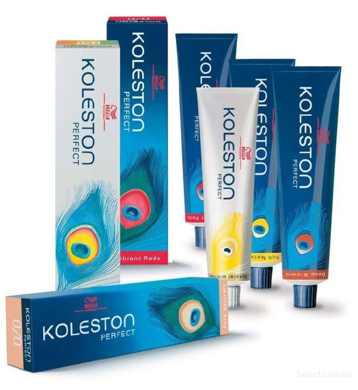 Стойка краска для волос Koleston Perfect Wella