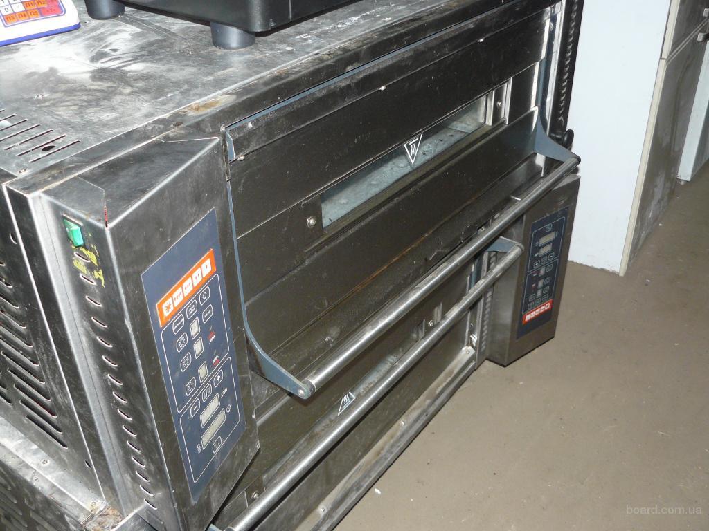Продам подовую печь бу Zanolli Polis