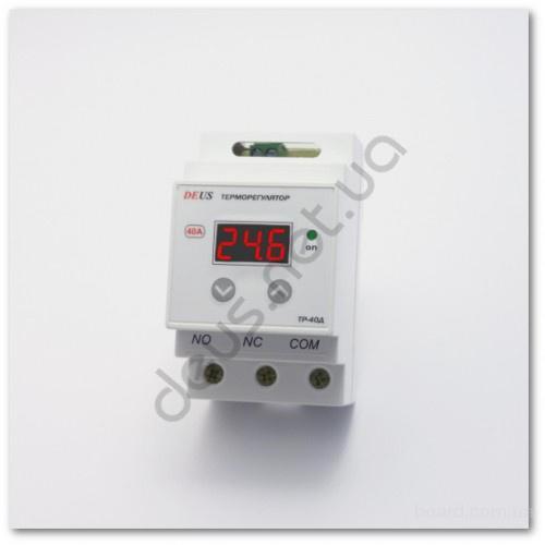 Терморегулятор (термореле) 40А (8.8кВт)