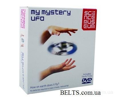 Цина.Летающая тарелка Magic Mystery Ufo Мэджик Мистери УФО (Ручное Летающее НЛО)