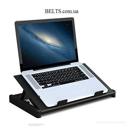 """Купить.Охлаждающая подставка под ноутбук Cooling Pad m4 (Кулер для ПК 12-17 """""""")"""